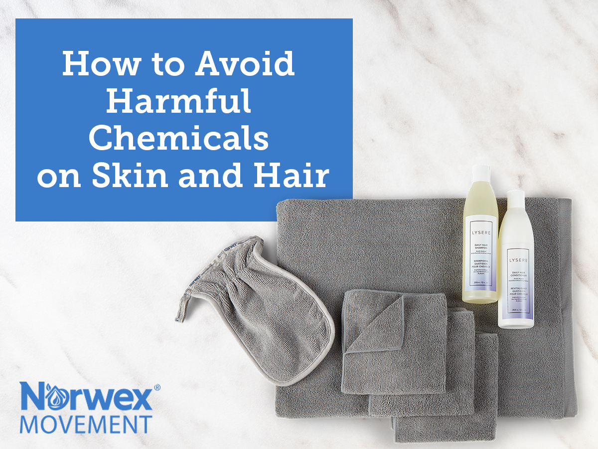 How to Avoid Harmful Chemicals on Skin and Hair